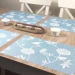 Celeste fleximats blue side table layout