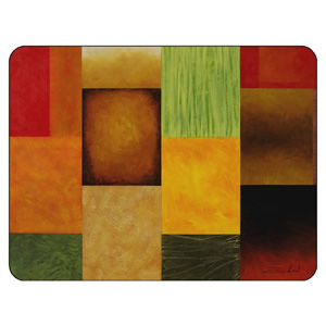 Plymouth Pottery Majestic placemats